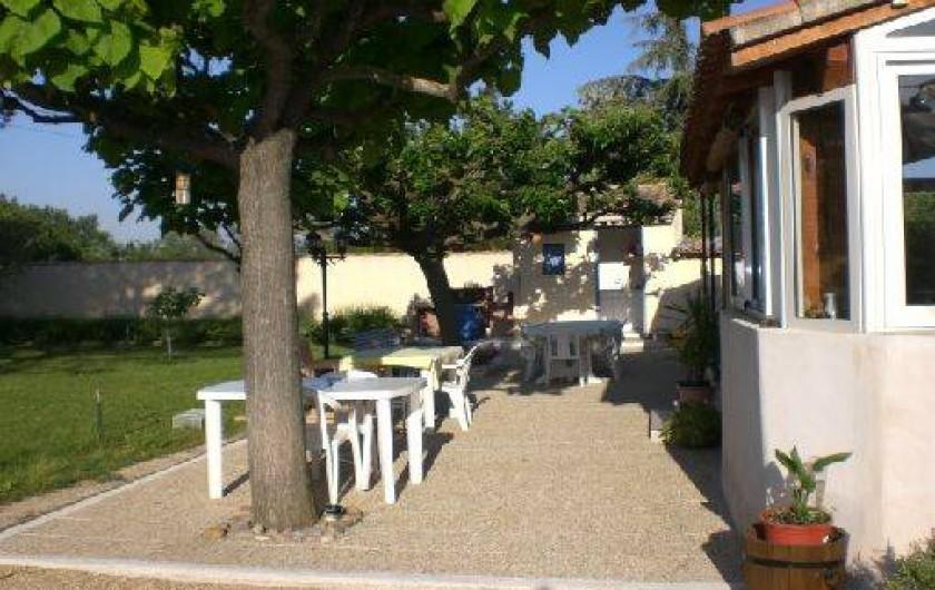 Location de vacances - Chambre d'hôtes à Caumont-sur-Durance
