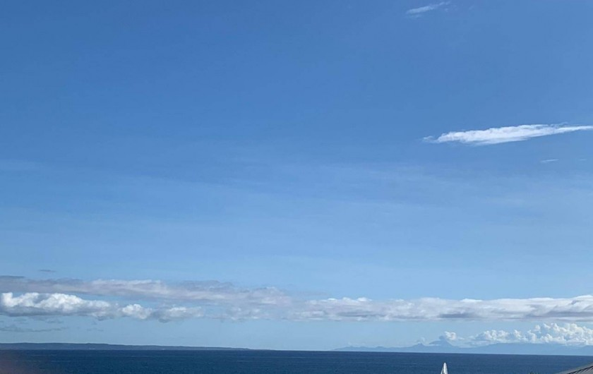 Location de vacances - Villa à Sainte-Anne - vue mer suite 3