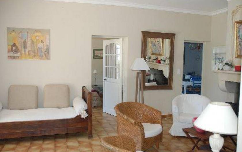 Location de vacances - Villa à Gigondas