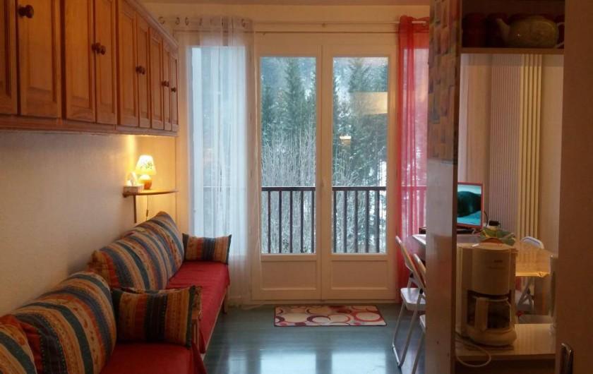 Location de vacances - Studio à Le Lioran