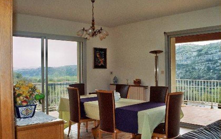 Location de vacances - Villa à Saint-Martin-d'Ardèche