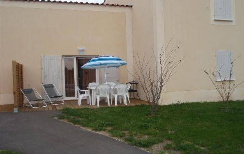 Location de vacances - Bungalow - Mobilhome à Aubignan