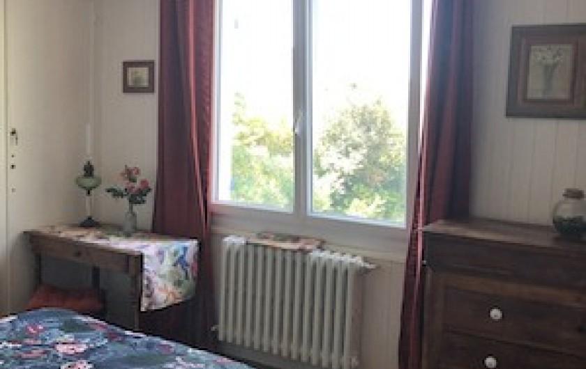 Location de vacances - Maison - Villa à Le Croisic - chambre 3 lit double