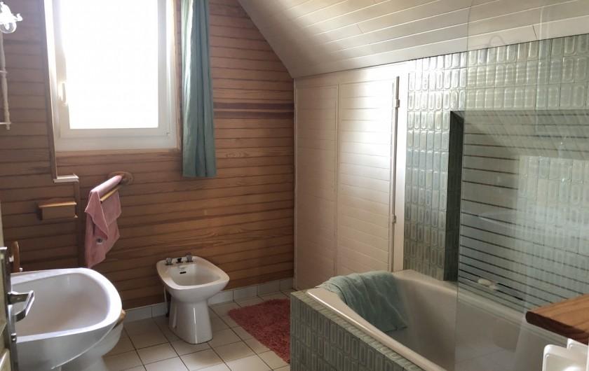 Location de vacances - Maison - Villa à Le Croisic - salle de bain
