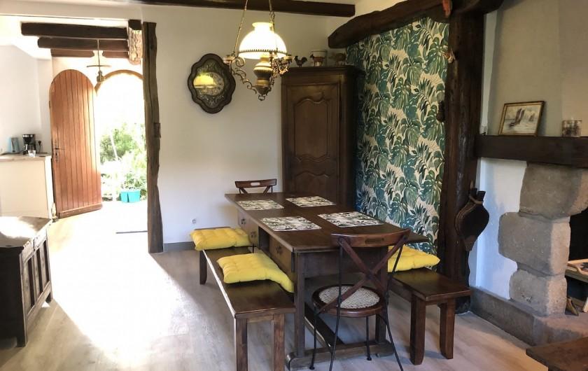 Location de vacances - Maison - Villa à Le Croisic - salle à manger