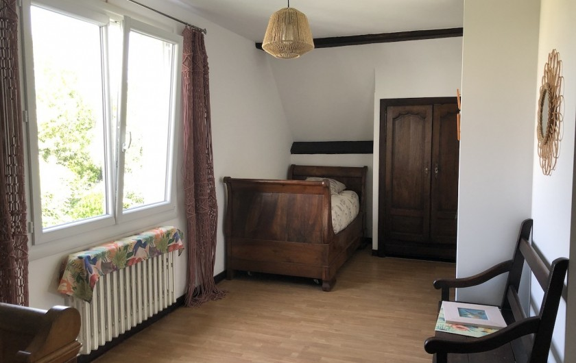 Location de vacances - Maison - Villa à Le Croisic - chambre 4 - 2 lits