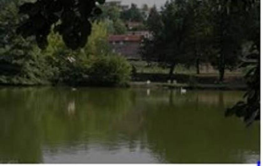 Location de vacances - Appartement à Cransac - Le plan d'eau