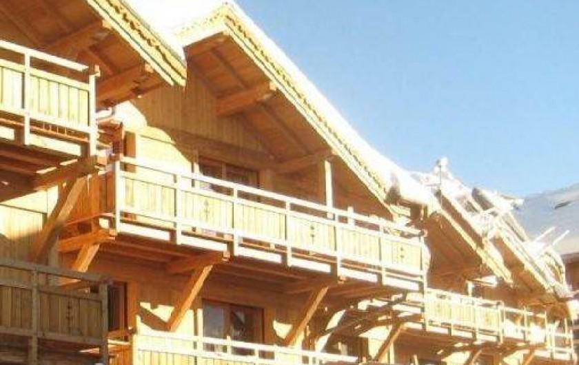 Location de vacances - Chalet à Huez