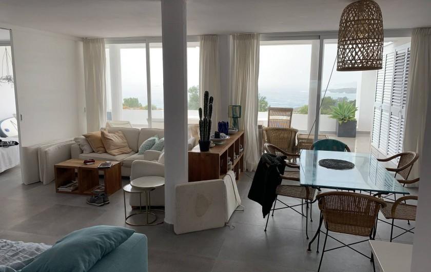 Location de vacances - Appartement à Santa Eulària des Riu