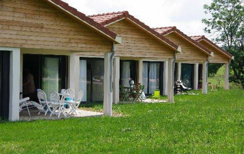 Location de vacances - Gîte à Loisey-Culey