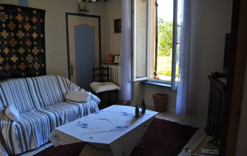Location de vacances - Chambre d'hôtes à Saint-Avit-Sénieur - La Chambre Les Cèpes