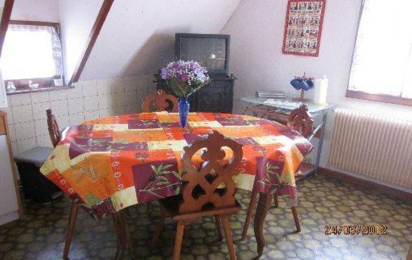 Location de vacances - Gîte à Bosselshausen