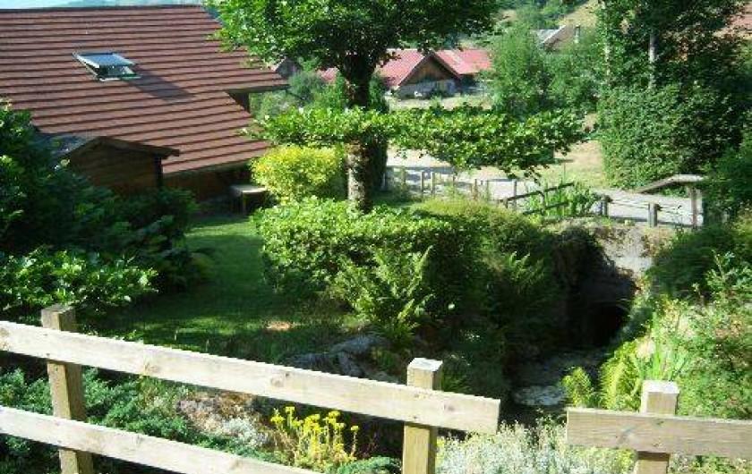 Location de vacances - Gîte à Saint-Mury-Monteymond