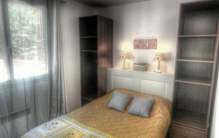 Location de vacances - Gîte à Mazamet - chambre parents