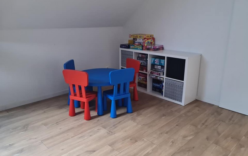 Location de vacances - Gîte à Bournezeau - coin enfant
