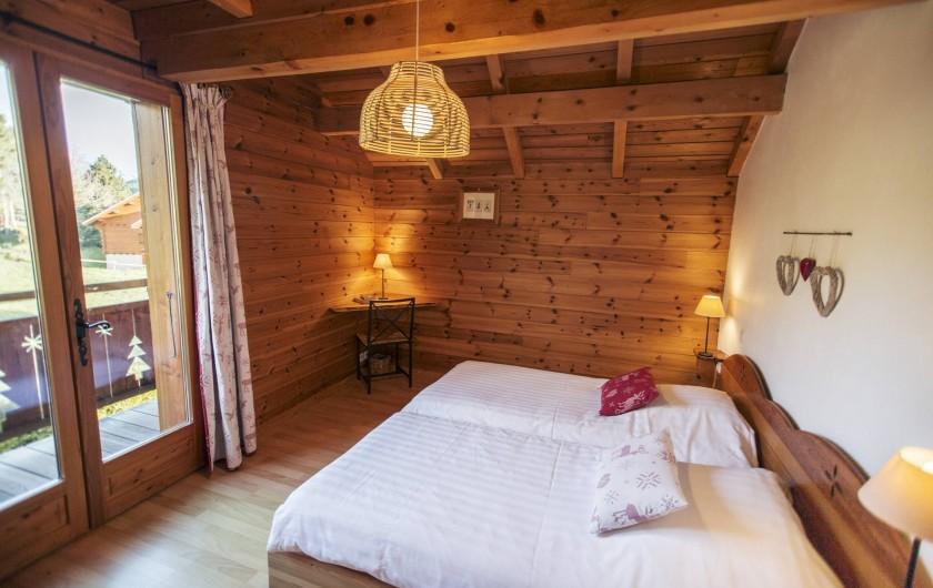 Location de vacances - Chalet à Saint-Chaffrey - Chambre 3