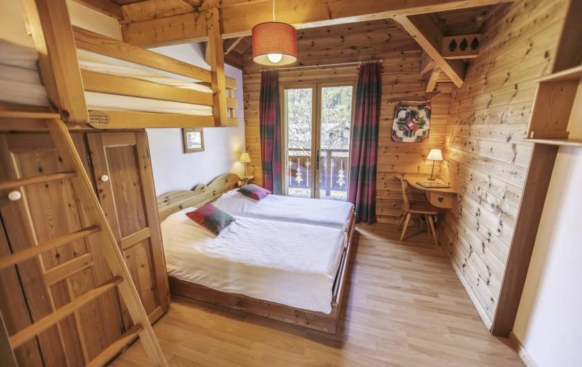 Location de vacances - Chalet à Saint-Chaffrey - Chambre 4