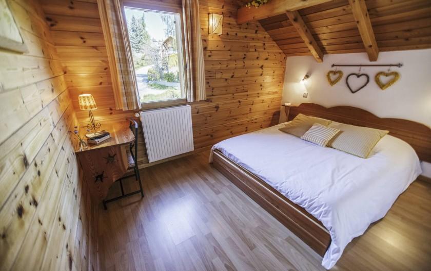 Location de vacances - Chalet à Saint-Chaffrey - Chambre 6