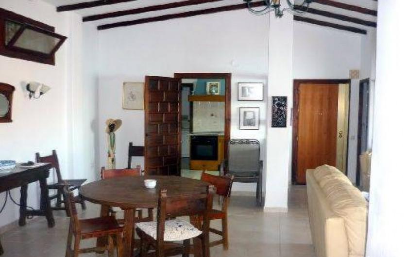 Location de vacances - Villa à Almuñécar