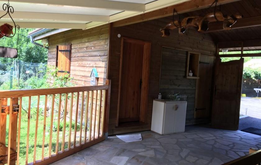 Location de vacances - Studio à Thueyts