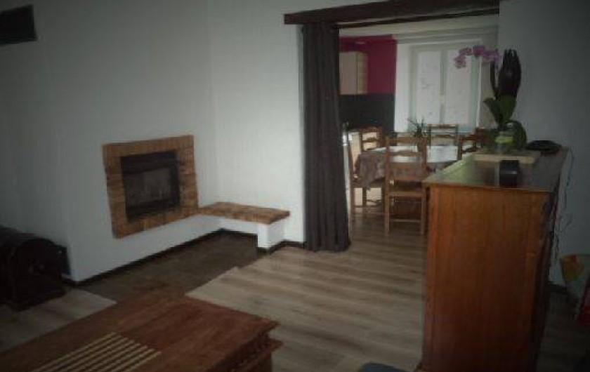 Location de vacances - Appartement à La Bresse