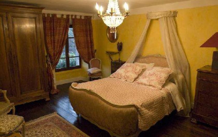 Location de vacances - Chambre d'hôtes à Vaulx