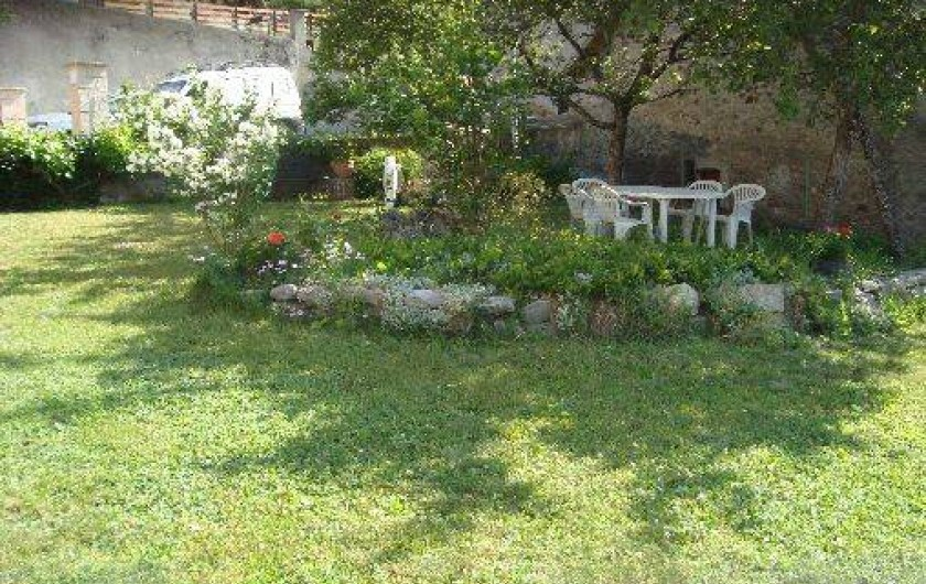 Location de vacances - Appartement à Aspres-lès-Corps