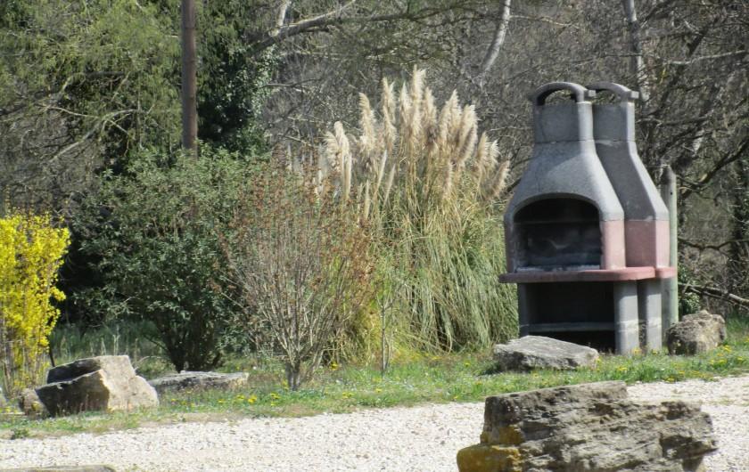 Location de vacances - Gîte à Saint-Romain-en-Viennois - Chaque Gite à son Barbecue