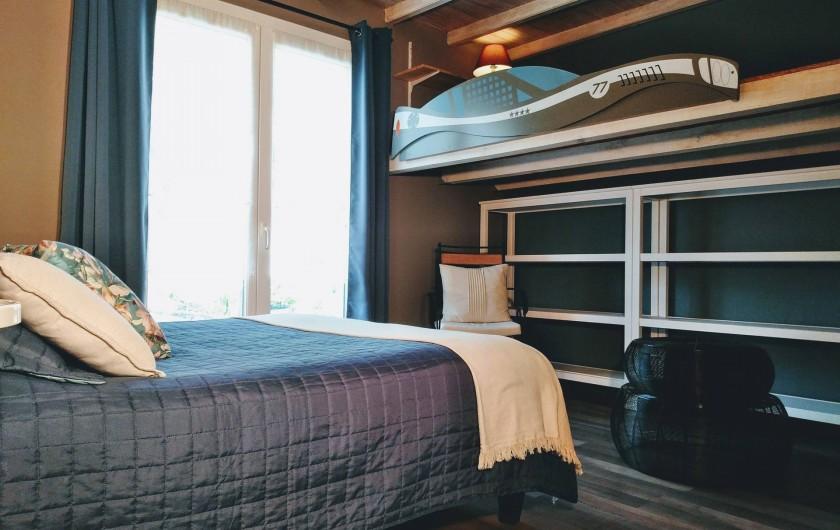 Location de vacances - Villa à Labenne - Chambre 2