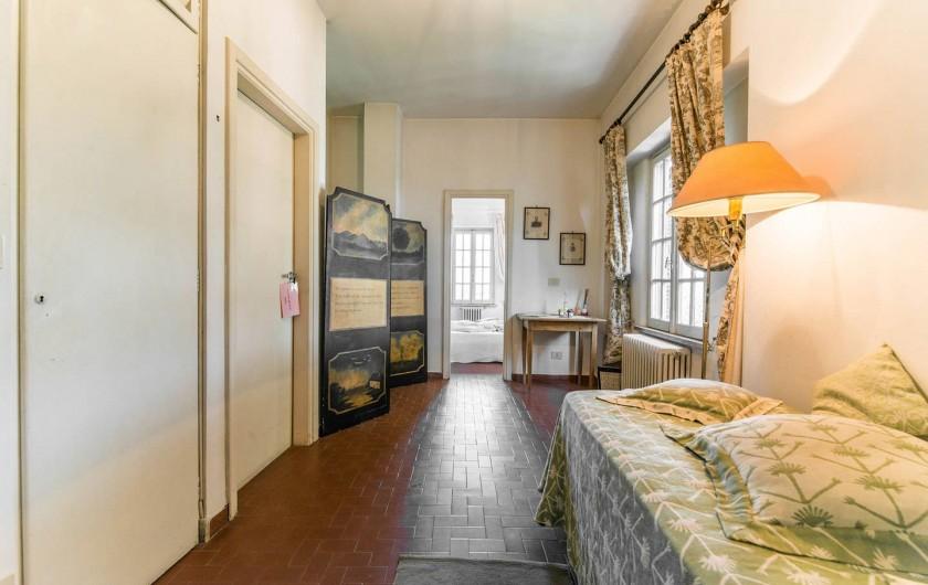 Location de vacances - Villa à Rome - The West Tower Room