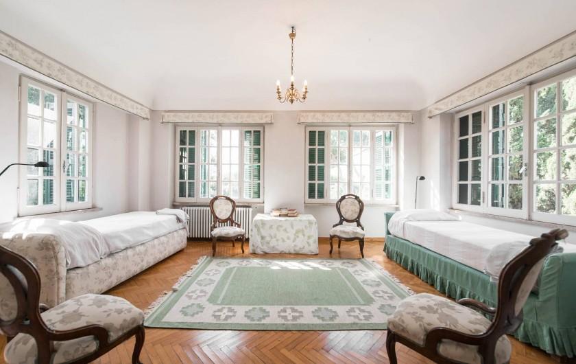 Location de vacances - Villa à Rome - The East Tower Room