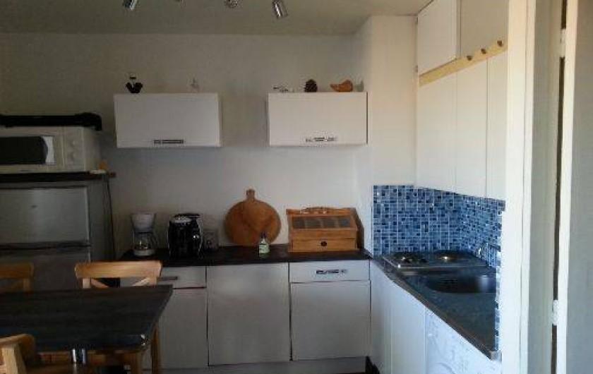 Location de vacances - Studio à Le Barcarès