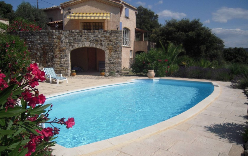 Location de vacances - Villa à Saint-Martin-de-Valgalgues