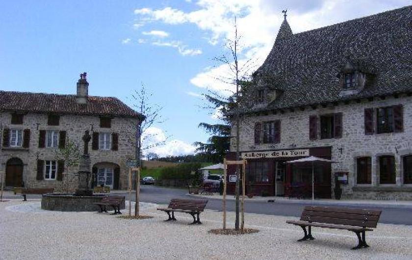 Location de vacances - Gîte à Marcolès