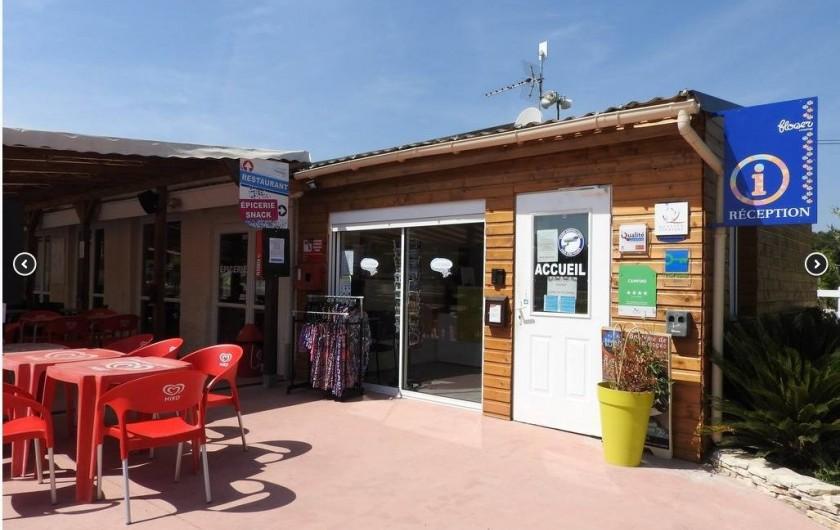 Location de vacances - Bungalow - Mobilhome à Boisseron