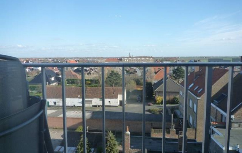 Location de vacances - Appartement à Middelkerke-Bad