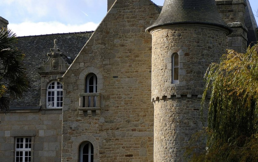 Location de vacances - Chambre d'hôtes à Trélévern