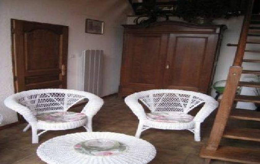 Location de vacances - Gîte à Bionville