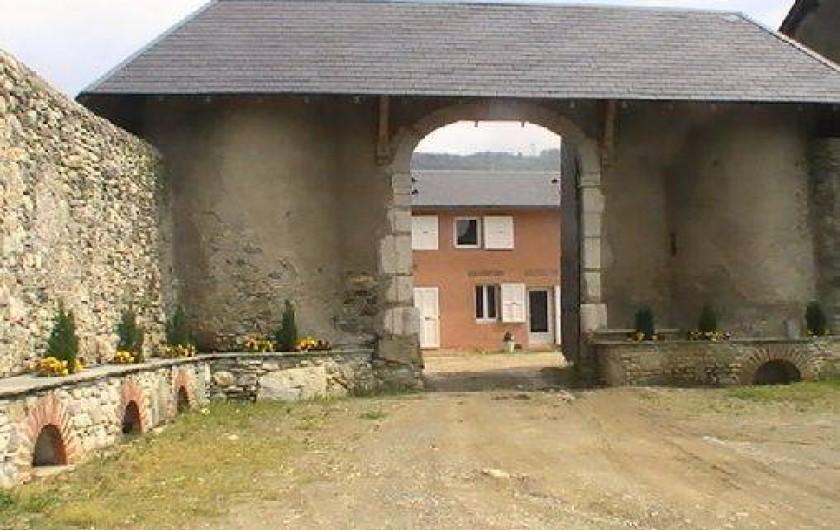 Location de vacances - Gîte à Sainte-Hélène-du-Lac