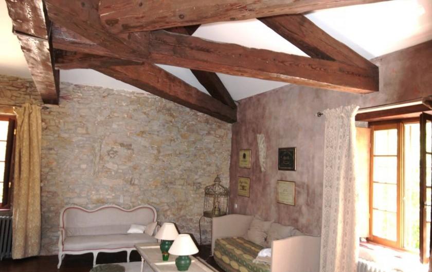 Location de vacances - Villa à Carcassonne - La suite Cathare