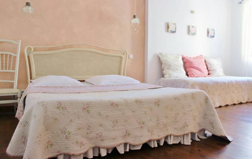 Location de vacances - Villa à Carcassonne - la Blanche