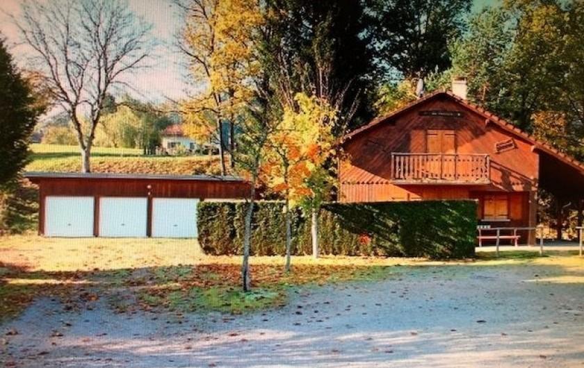 Location de vacances - Chalet à Tendon