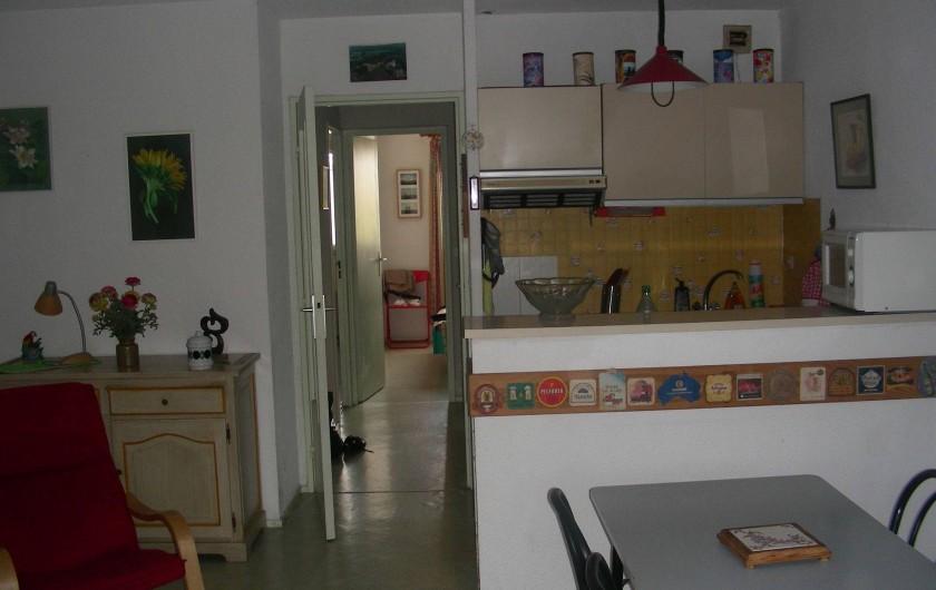 Location de vacances - Appartement à Agde - Vue d'ensemble