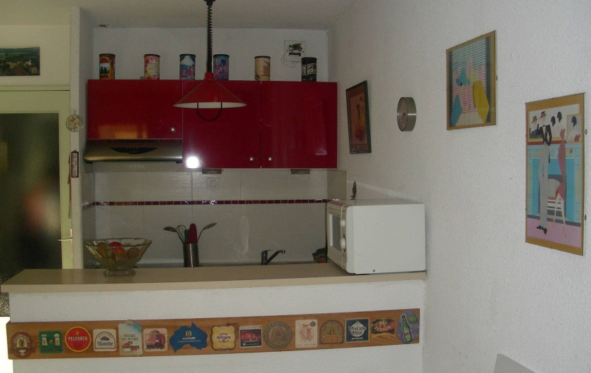Location de vacances - Appartement à Agde - Coin cuisine