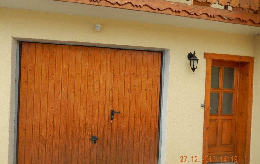 Location de vacances - Appartement à Le Grand-Bornand