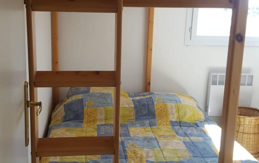 Location de vacances - Appartement à Fréjus - Chambre 2