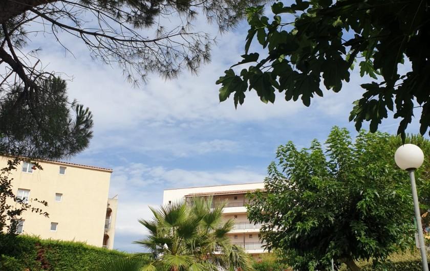 Location de vacances - Appartement à Fréjus - Allée le Lagon Bleu 2020