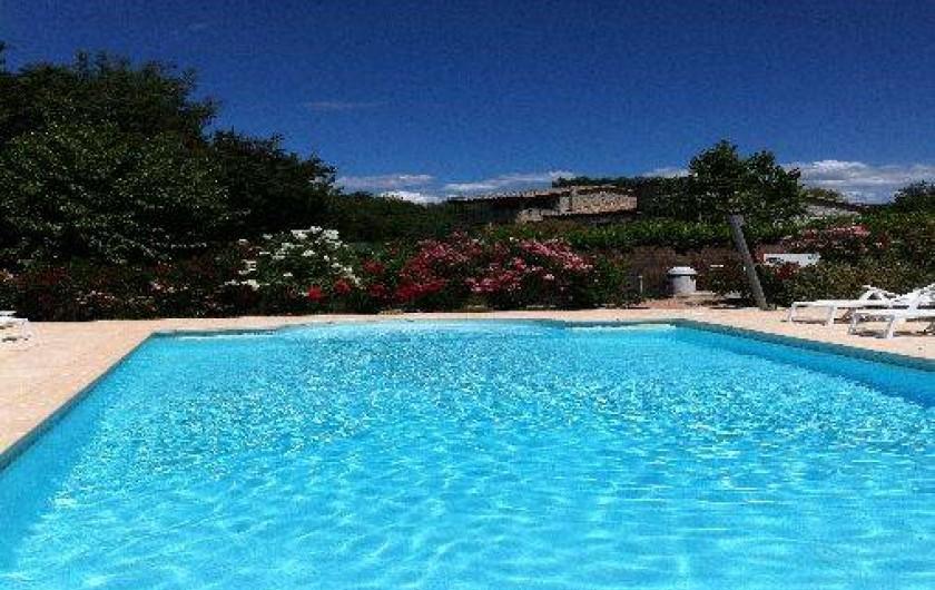 Location de vacances - Gîte à Pradons