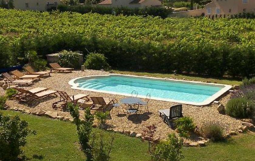 Location de vacances - Villa à Le Barroux