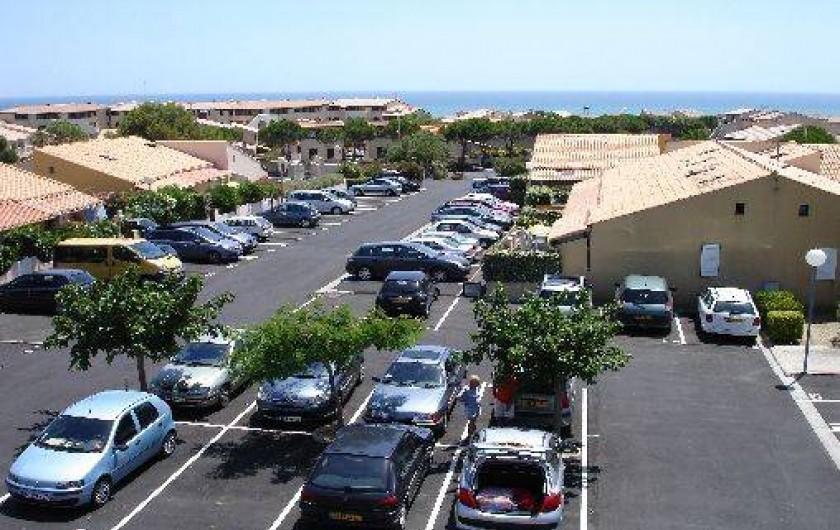Location de vacances - Studio à Saint-Pierre la Mer